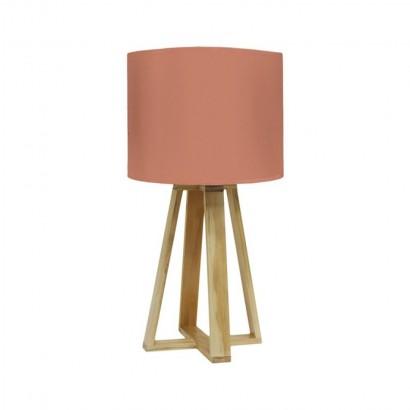 Lamp SCANDI D23xH48cm rust