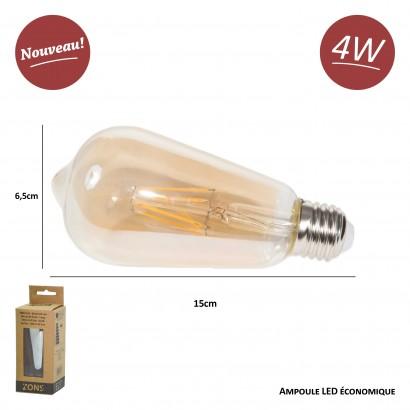 Ampoule XXL LED vintage