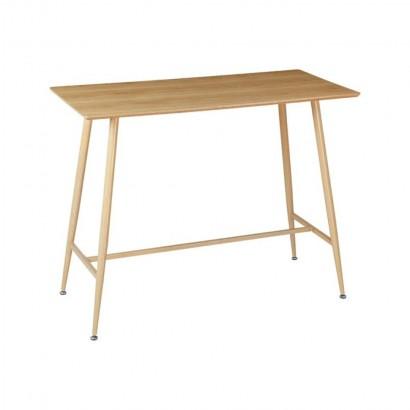 KLARY Table haute couleur...