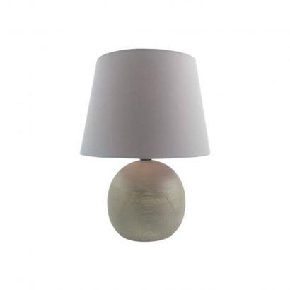 ELLICA Lampe en bois Gris
