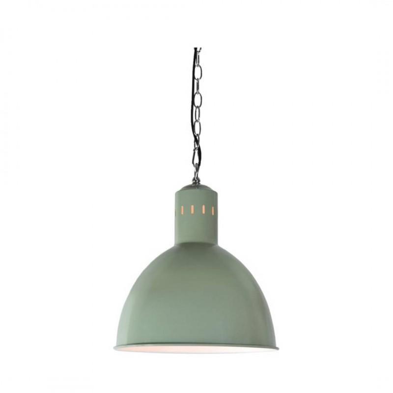 PALMIR Metalen Hanglamp GROEN 30x30xH120cm