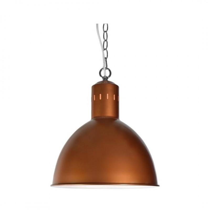 PALMIR Suspension metal Copper 30x30xH120cm