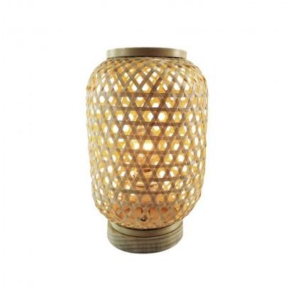 RAMY Cane Rattan Lamp