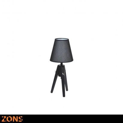 LIVIO Lampe Scandinave Noir