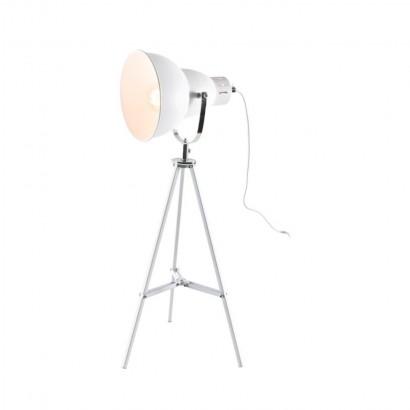 Lampe  SPOT Blanc 26x26xH65cm