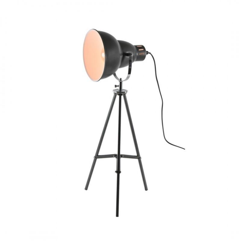 Lampe  SPOT Gris 26x26xH65cm