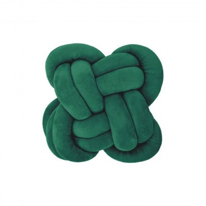 Cushion node 30 x 15 cm GREEN