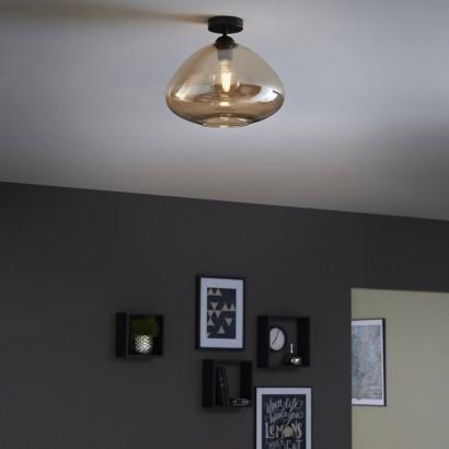 Classic chic ceiling light...