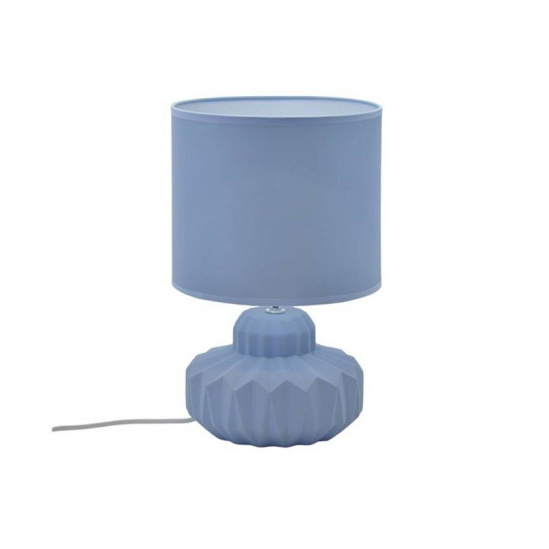 Keramische tafellamp Mat 4 Kleuren LAVENDER BLAUW