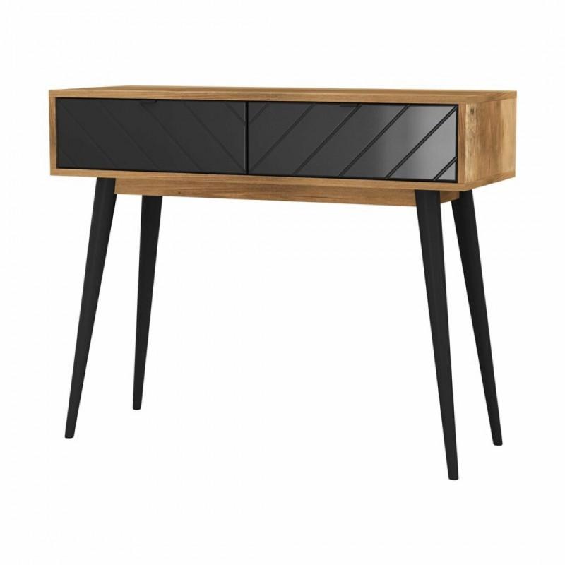 Console en bois LUCKY 91.4x 35x75 cm