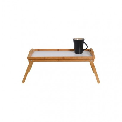 BAMBOO Wooden tray with...