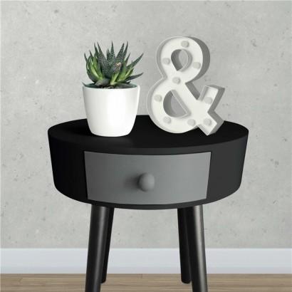 Side table KAMILLE Black...
