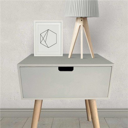 White side table BÉA