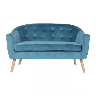 KLARY sofa velvet L.130 x...