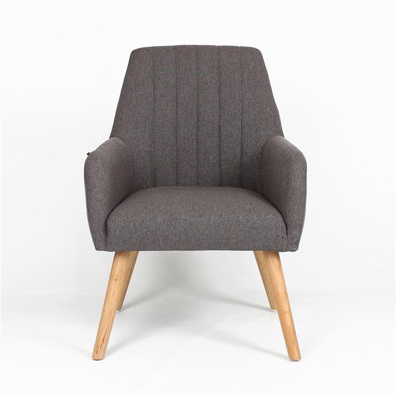 PRAGUE Fabric Armchair