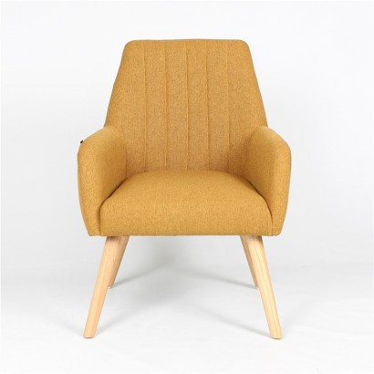 PRAGUE Fabric Armchair