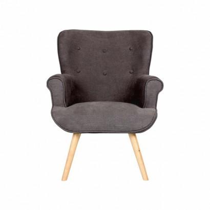 DANIO Fabric Armchair with...