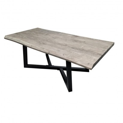 ALEXUS Table basse L. 120 x...