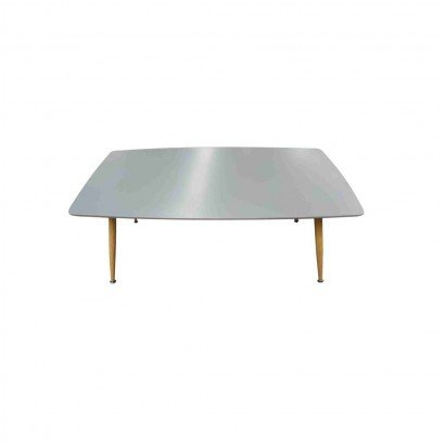 ROSA Table basse en bois GRIS