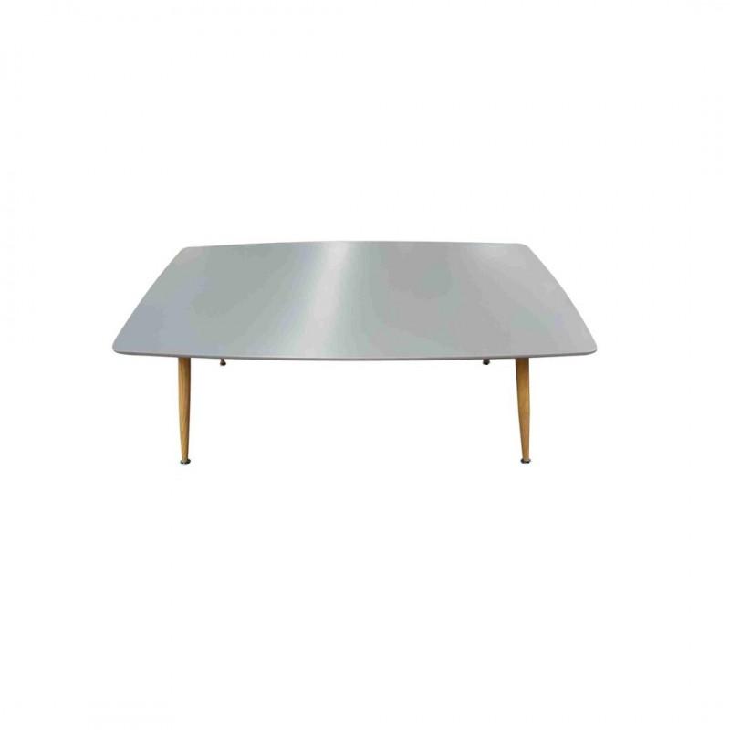 ROSA Table basse en bois GRIS