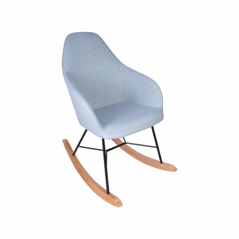 Rocking armchair Rizo 88x62xh94cm
