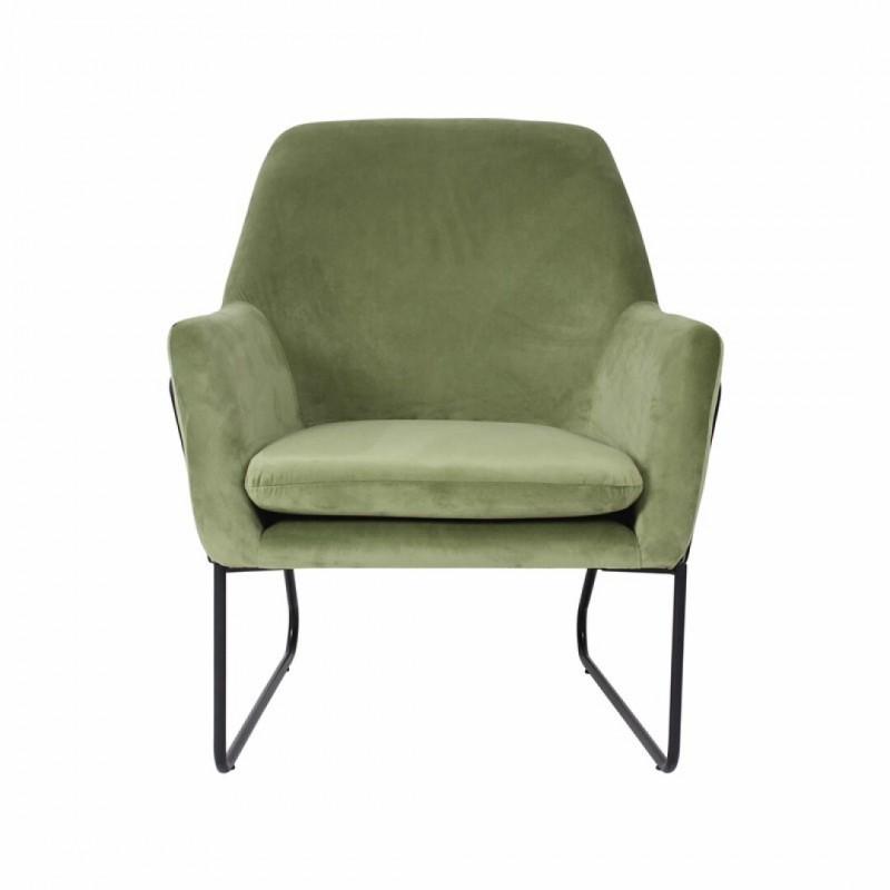 FINDA chair feet metal and velvet