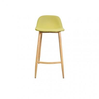 feet fabric Bar stools...