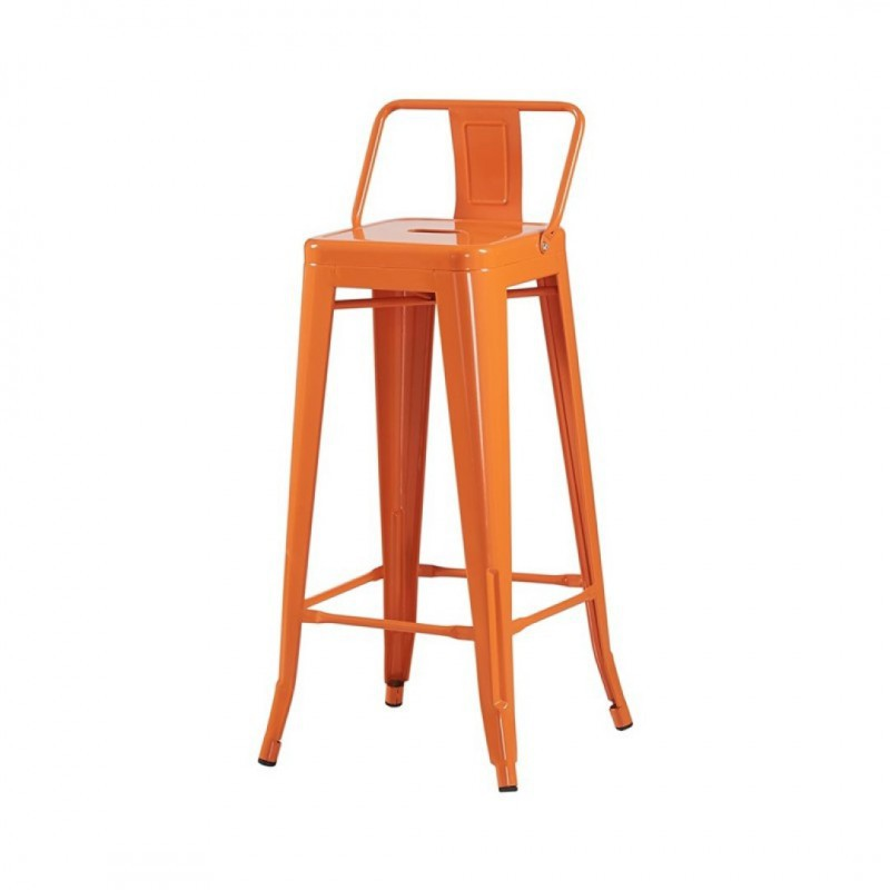 L31xl31x76CM industrial DESIGN Bar stool