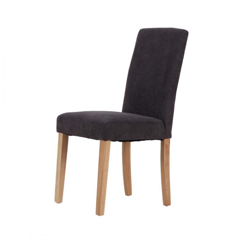 CION Chair in velvet