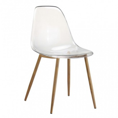 Chaise Transparente TRACY