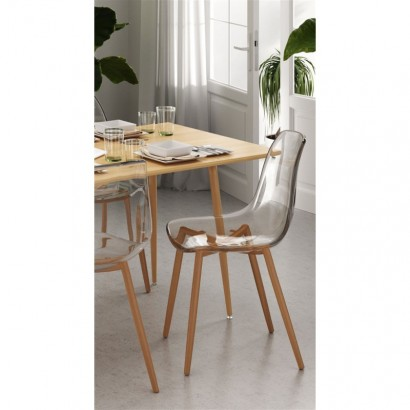 Transparentes Chaises TRACY Chaises TRACY TRACY Transparentes wmNn08