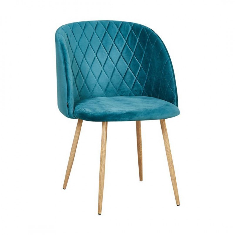 HESTER Chair in velvet