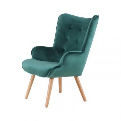 Helsinki Velvet Armchair...