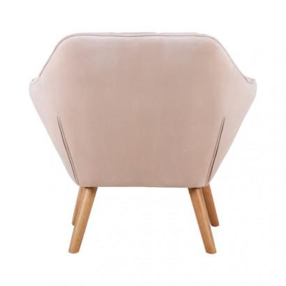 Velvet Armchair OSLO