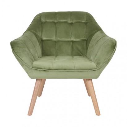 OSLO Velvet Armchair