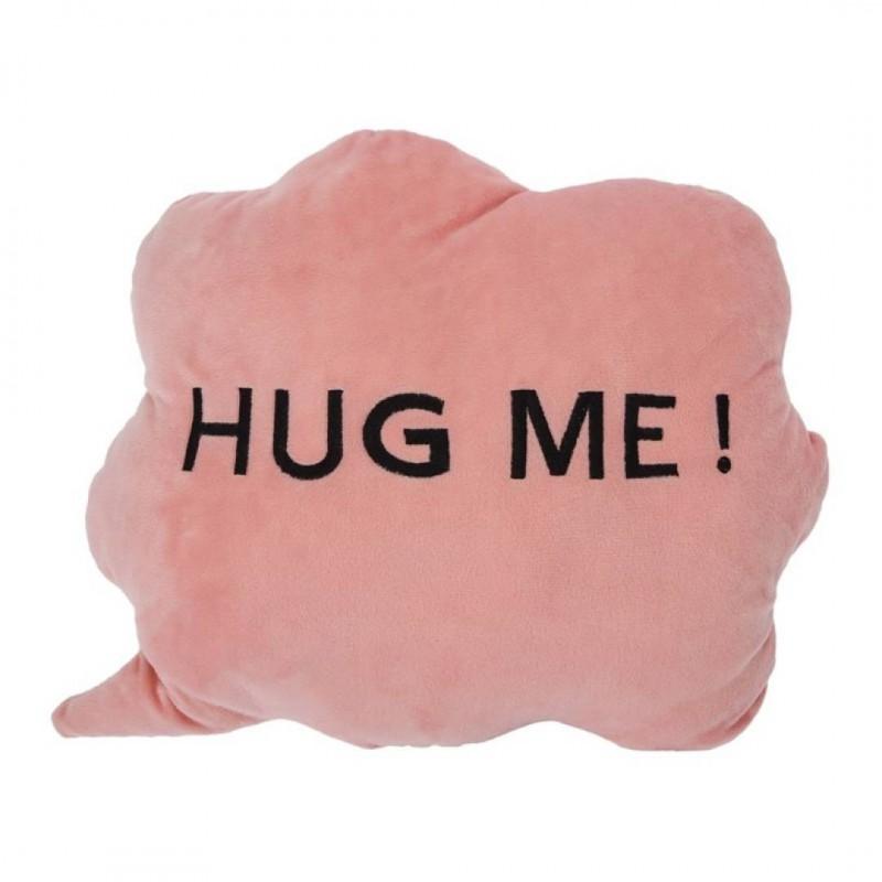 coussin nuage 'Hug Me!' en suédine