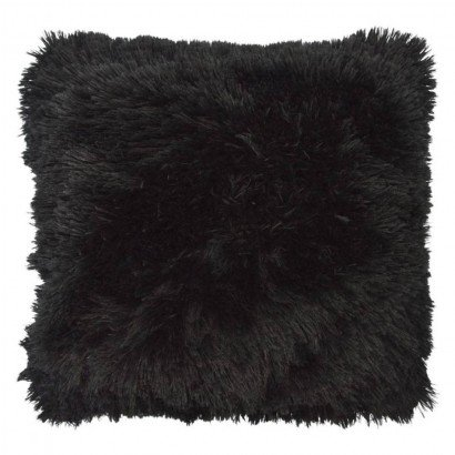 Lot de 2 coussins shaggy...