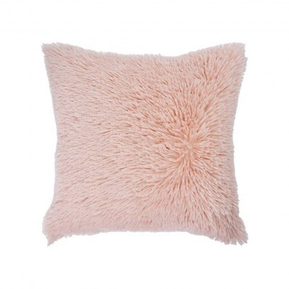 Lot de 2 coussins shaggy