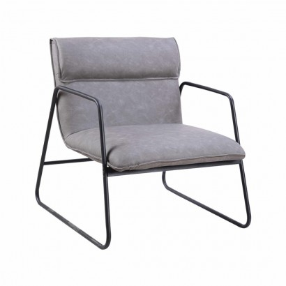 IZA PU Leather Armchair