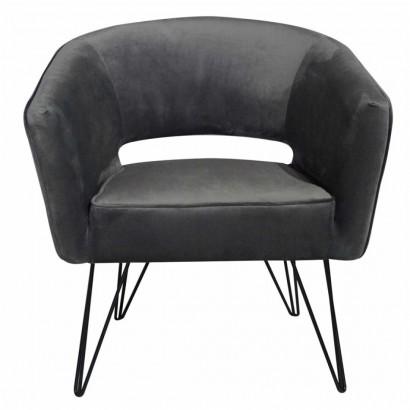 MAZIO Velvet Armchair
