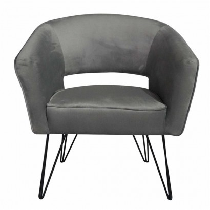 Side armchair MAZIO - Grey...