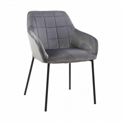 ORIGA velvet seat