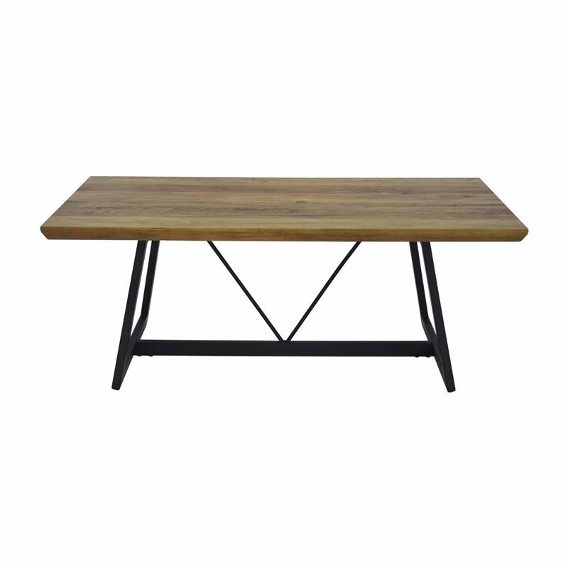 Table basse L. 110 x P. 60 x H. 43cm