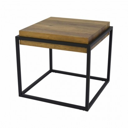 Table basse L. 54 x P. 54 x H. 50cm