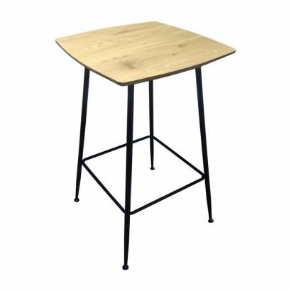 Table Mange debout carré en...