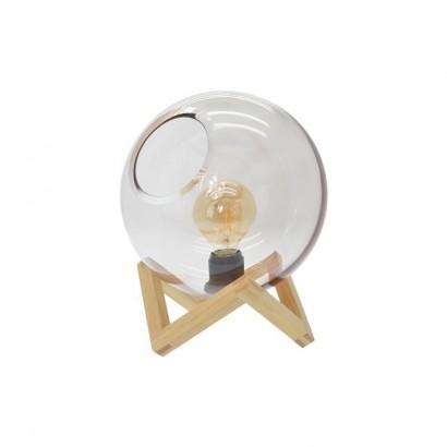 Lampe Boule À Poser +...