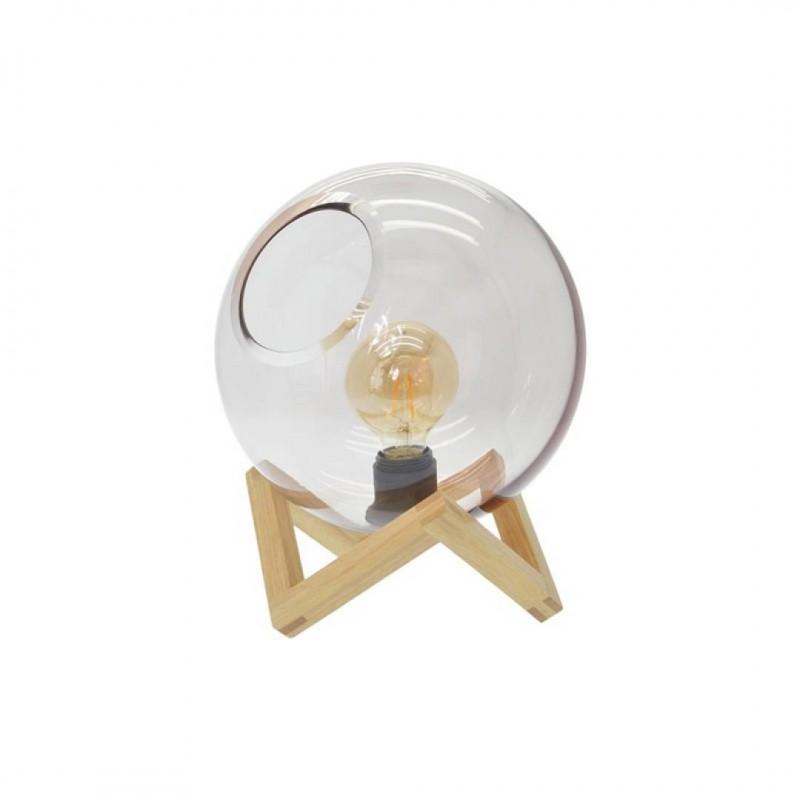 Table Ball Lamp + Led Light Bulb