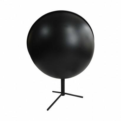 Lampe en métal projecteur Noir