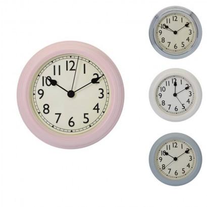 Horloge métal