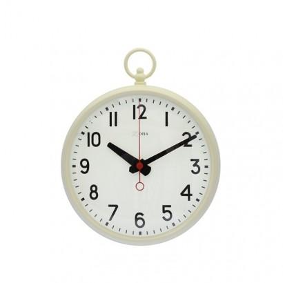 4-kleurige metalen klok